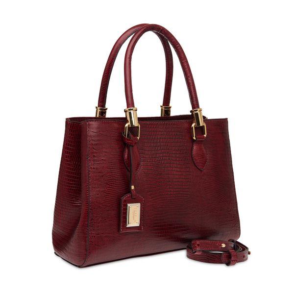 1d48d5c9de4 Bolsa Feminina Shoulder Bag Couro - Lezard Amora - corello
