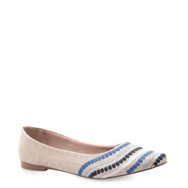 721e1a44814 corello · Sapatos Femininos · Sapatilha. Previous. 0004297012 235 1- SAPATILHA-BORDADA ...