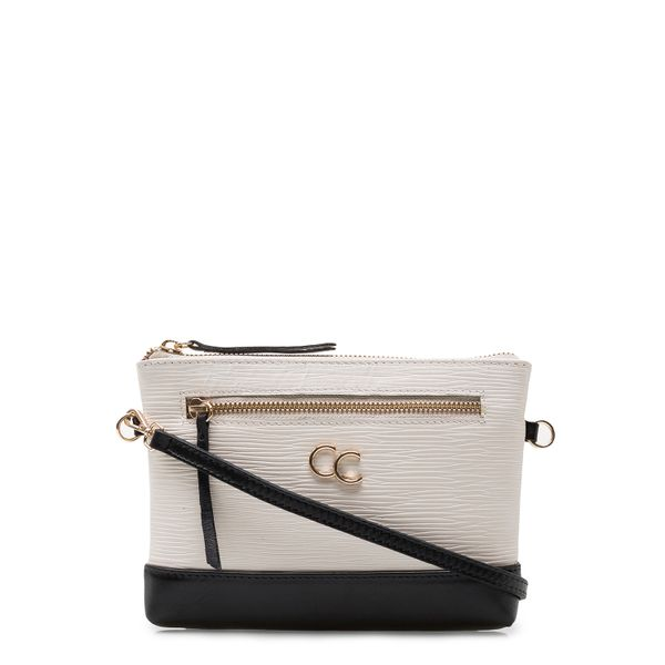 66355dddc Bolsa Feminina Mini Bag - Couro Raiz White - corello