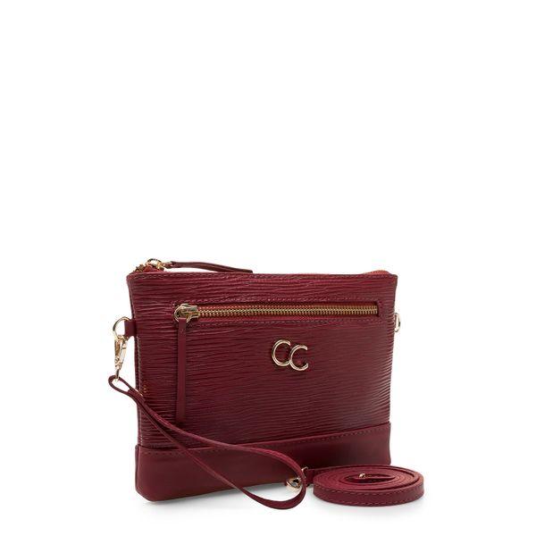 c43b6b32a Bolsa Feminina Mini Bag - Couro Raiz Scarlet - corello