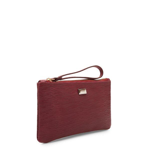 a8dcf1780 Bolsa Feminina Mini Bag - Raiz Couro Scarlet - corello