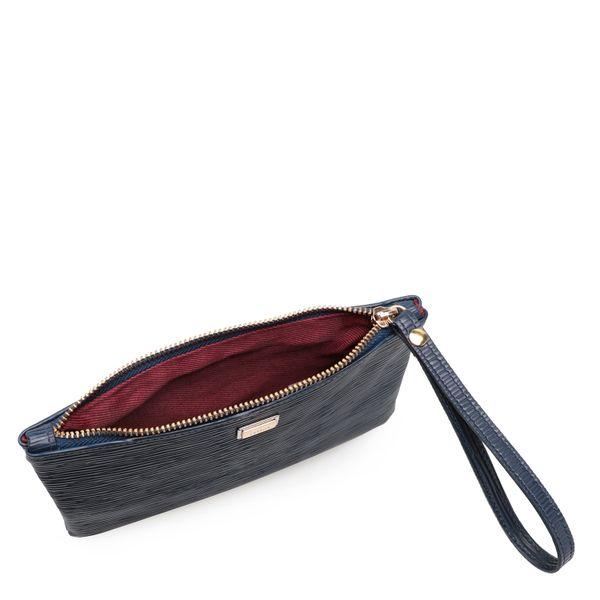 f0314cb0b Bolsa Feminina Mini Bag - Couro Raiz Marinho - corello