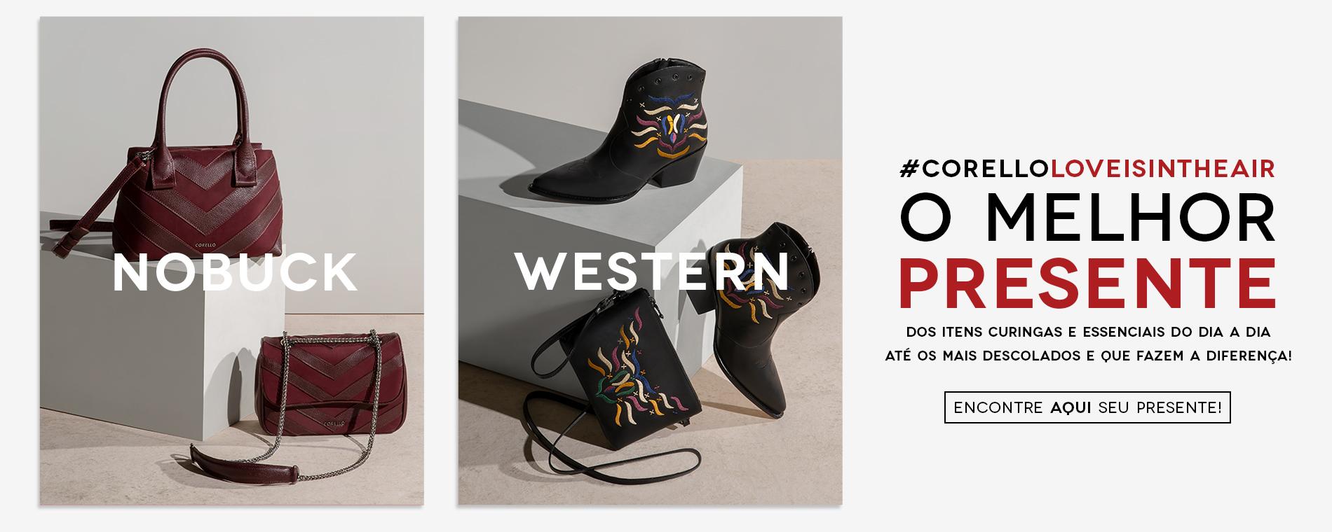 020ac8cb8 Sapatos Femininos, Bolsas e Acessórios | Corello